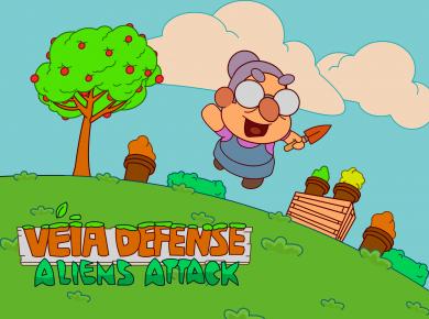 Véia Defense: Aliens Attack