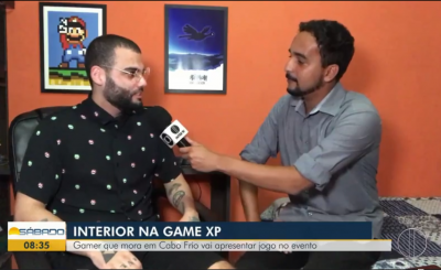 Na Globo: Equilibrium é apresentado na maior emissora de TV do Brasil