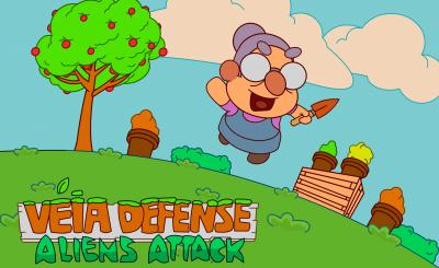 Véia Defense: Aliens Attack é o mais novo game grátis para jogar